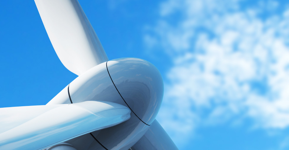 Erneuerbare Energie - Windkraft